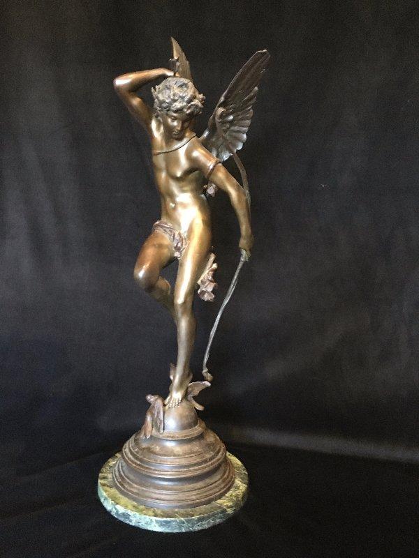 Bronze Winged Archer