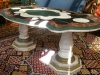 Italian Marble Inset Table