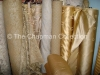 Gold and Neutral Fabrics