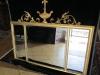 Gold Gilded Framed Mirror