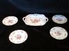 5 Piece Porcelain Dishes