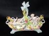 French Porcelain Cherub Dish