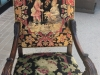 Antique Spanish Tall Chair