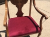 Italian Inlaid Chair