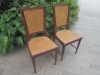 Louis Style Cane Back Chairs