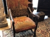 Spanish Antique Needlepoint Chair