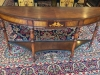 Large Inlaid Console