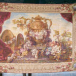 Floral Bounty Tapestry